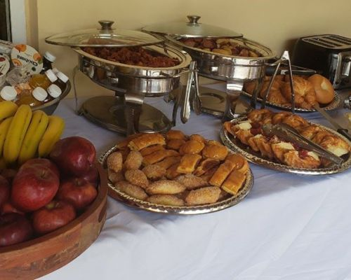 buffet style catering corporate private food order