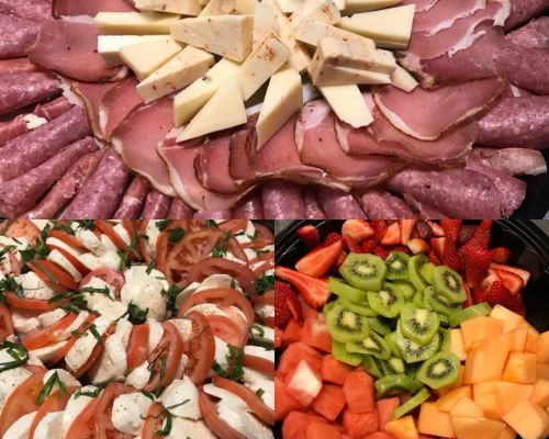 business catering astoria party platter