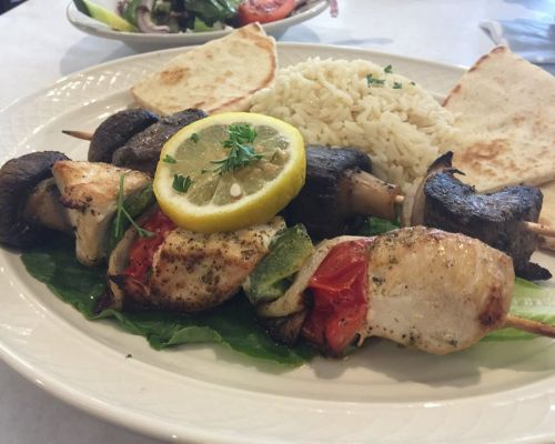 business catering ideas metairie greek caterer group order