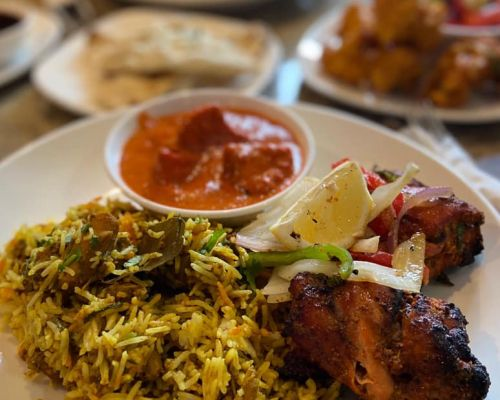 business catering indian cuisine