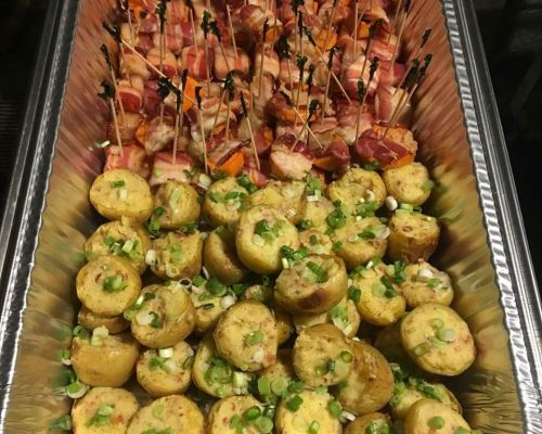business catering los angeles order