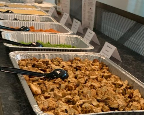 business catering packages chicago