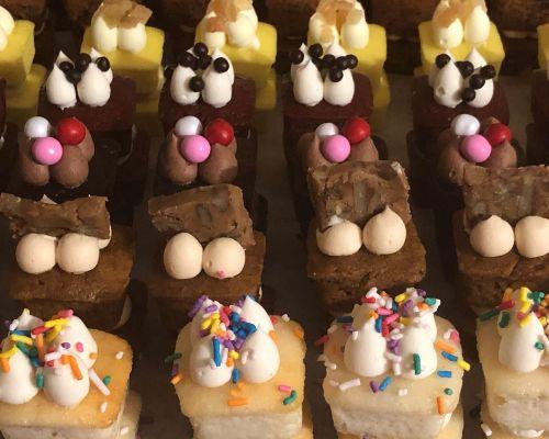 cake platter dessert catering