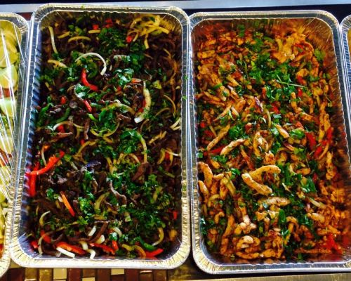 catering food trays san diego caterer