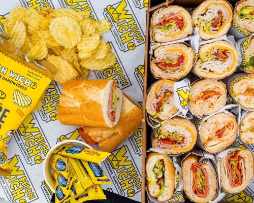 catering sandwich