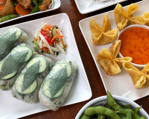chinese appetizer business catering