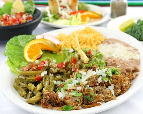 company lunch catering group order mexican food los angeles