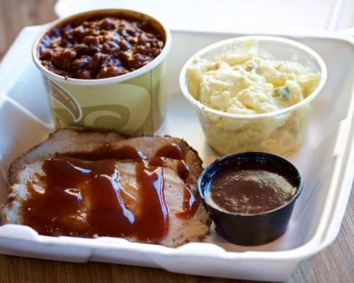 bbq party platter food service in town