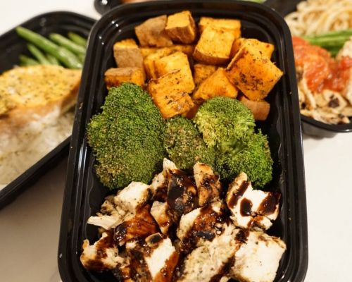corporate catering healthy office meal ideas tampa