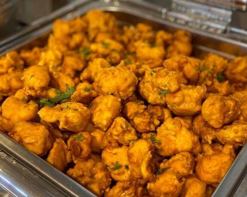 indian food pakora
