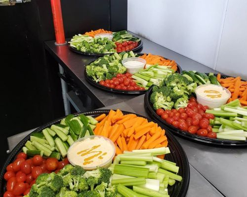 corporate lunch salad catering order la