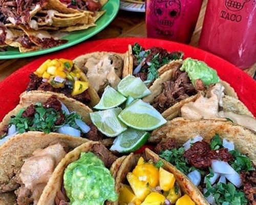 corporate lunch taco catering