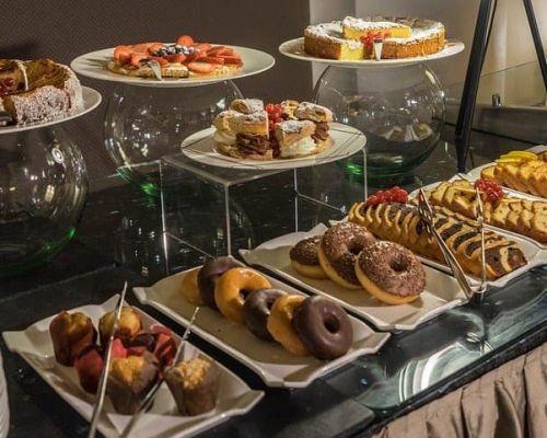 dessert buffet party catering davenport