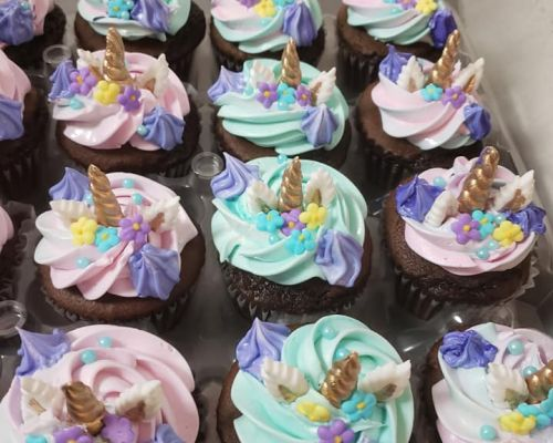 dessert party catering family party celebration box cupcake order