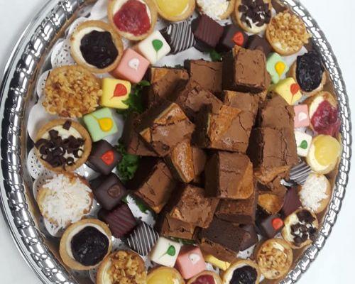 dessert platter catering order jacksonville
