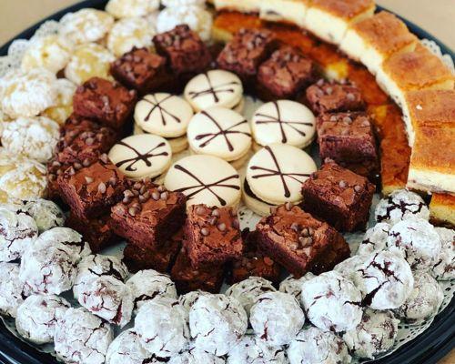 dessert platter catering palo alto
