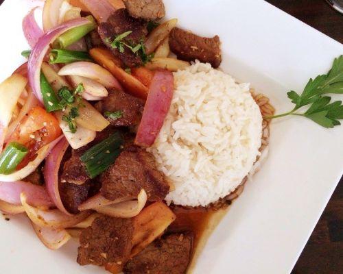 el aji peruvian food