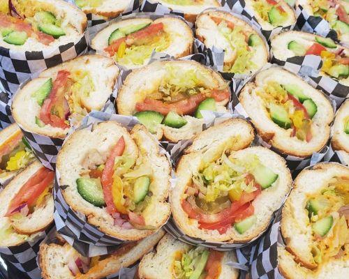 team lunch order veg healthy la