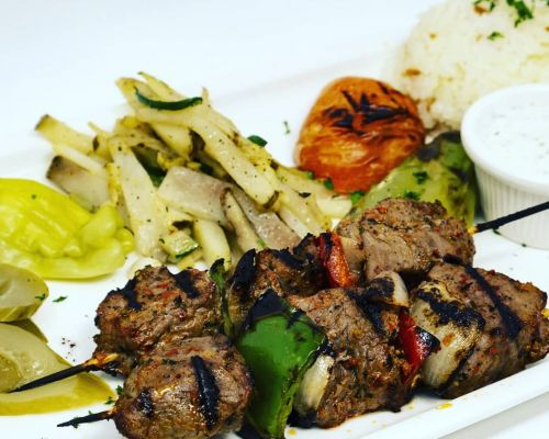 event catering food with healthy ingredients