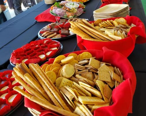 event party catering corporate food