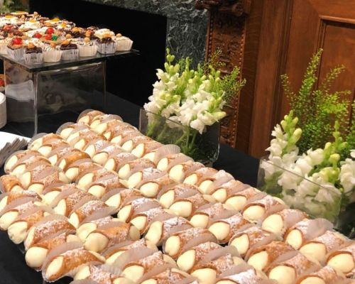 event social catering private corporate boston