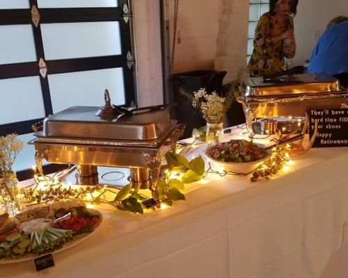 family event social catering caterer party pack jacksonville