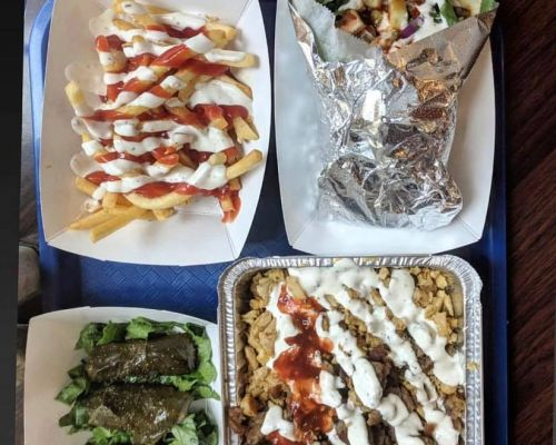 family food box party meal healthy austin halal