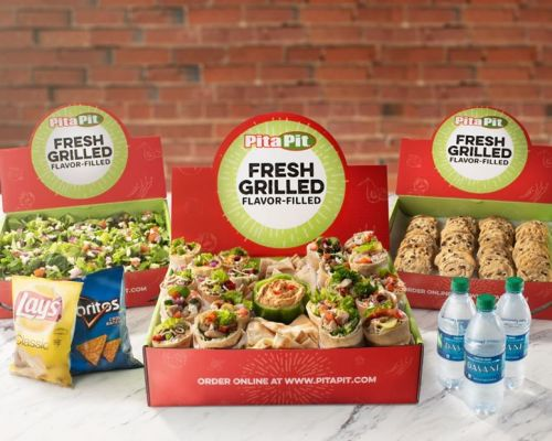 family meal box delivery party catering