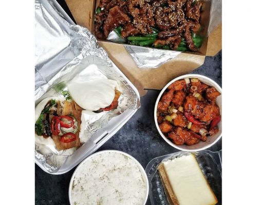 family meal deal lunch package hollywood group food order