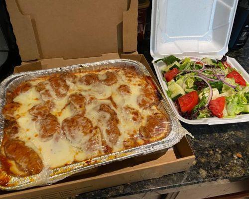 family meal italian fusion