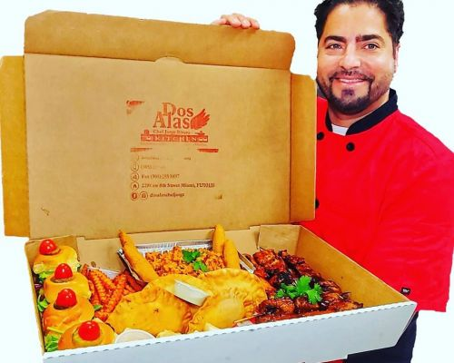 food-box party family pack office event lunch catering