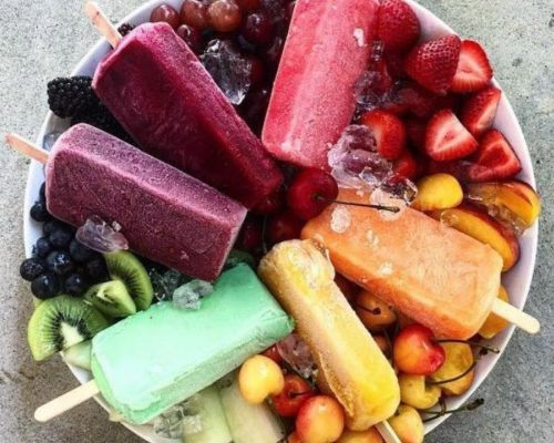 frozed catering popsicle caterer san francisco