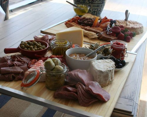 graze platter office meeting snack business catering culver city