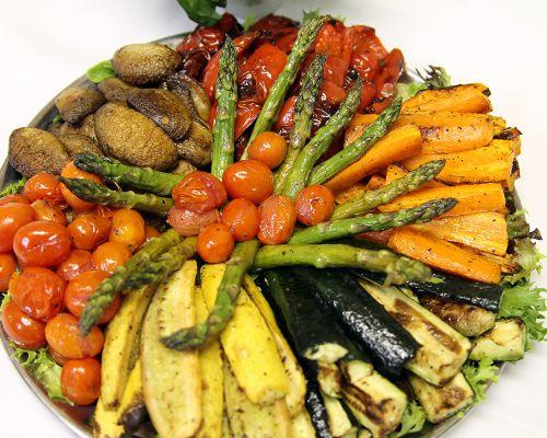 graze healthy platters