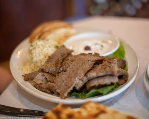 greek company lunch order office food delivery metairie