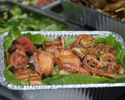 greek event caterer new york