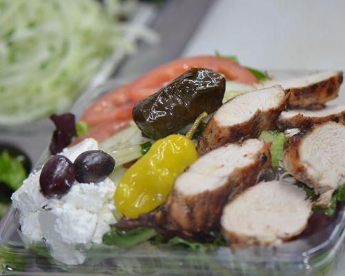 greek food catering nyc