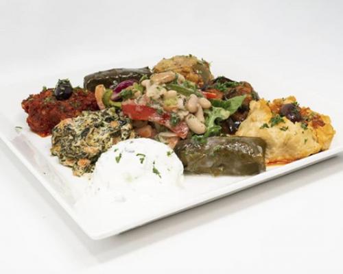 greek food parity catering