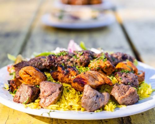 greek platter mediterranean catering near me austin