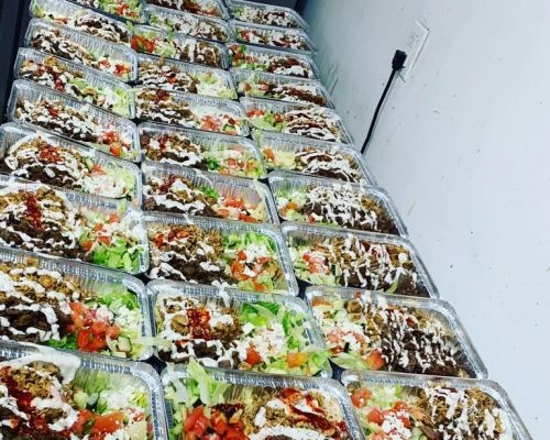 group order team lunch boxed meals pharma food order corporate business team food plan