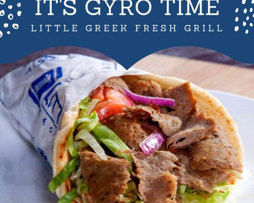 gyro pita corporate catering greek orlando