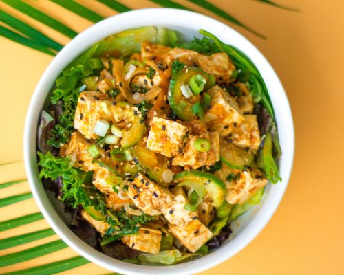 hawaiian poke bowls meals