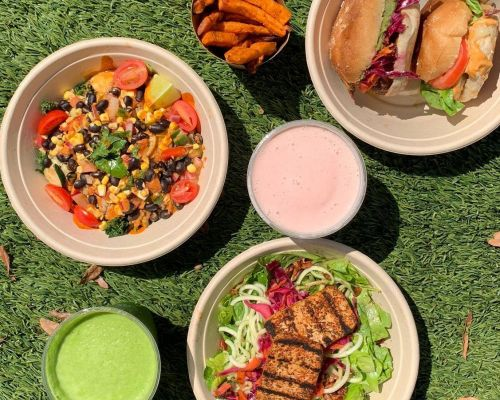 healthy bowls best catering