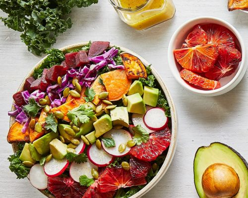 healthy bowls food catering