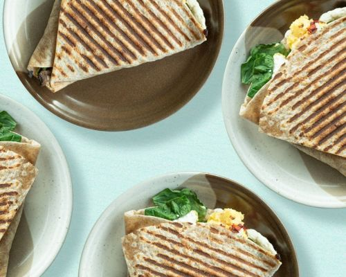 healthy breakfast corporate catering