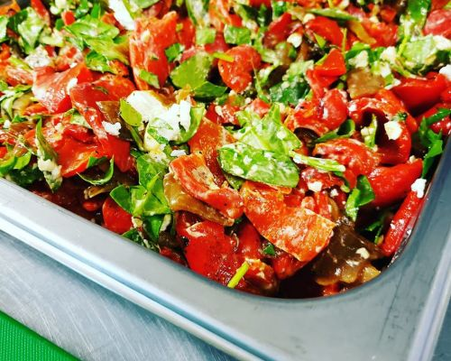 healthy meals corporate catering