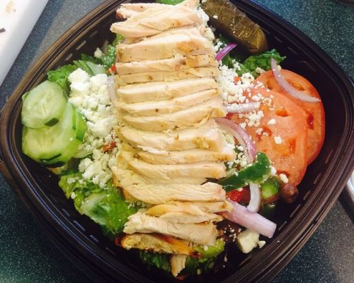 healthy salads office catering team lunch order ideas boca raton