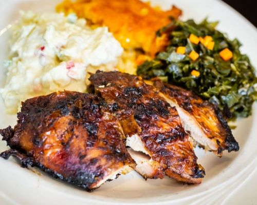 healthy soul food office meal catering team lunch order brooklyn