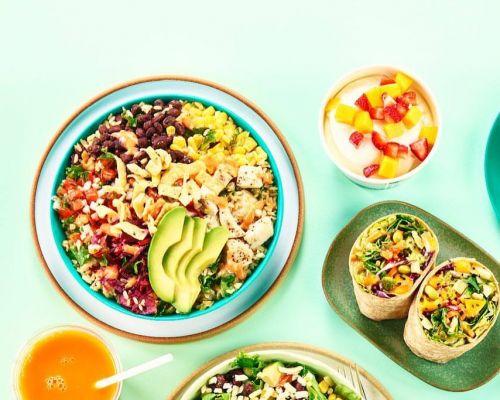 healthy veg vegan group catering