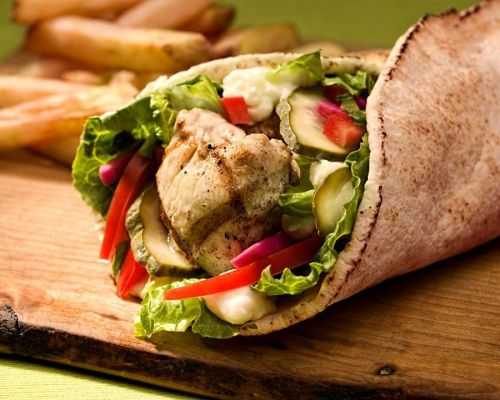 healthy wrap mexican family pack lunch meal order
